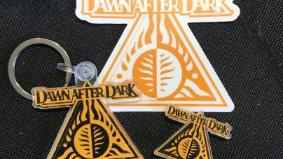 NEW DAWN AFTER DARK MERCH FOR BANDCAMP FRIDAY!