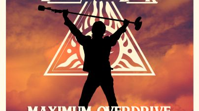 DAWN AFTER DARK RELEASE  'MAXIMUM OVERDRIVE' - BRAND NEW SINGLE AND VIDEO.