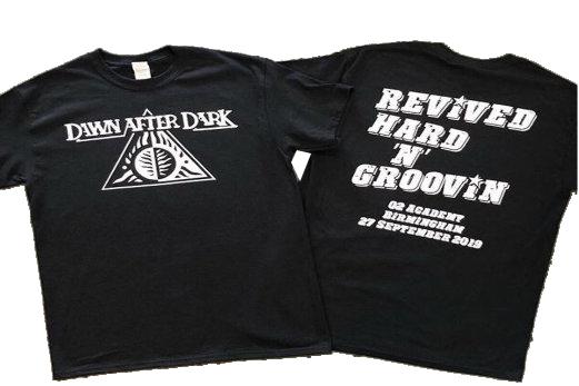 Revived Hard 'n Groovin T-Shirt